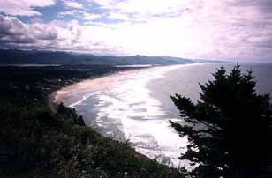 View from the Manzanita Cliffs