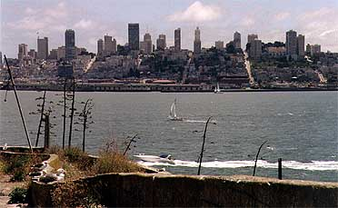 Marcus' view of San Francisco